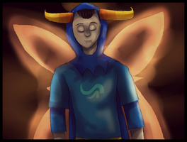 God Tier Tavros by honking-capricorn