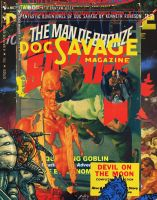 Doc Savage Collage by leothefox