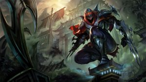 Zed League of Legends  #2 by xguides