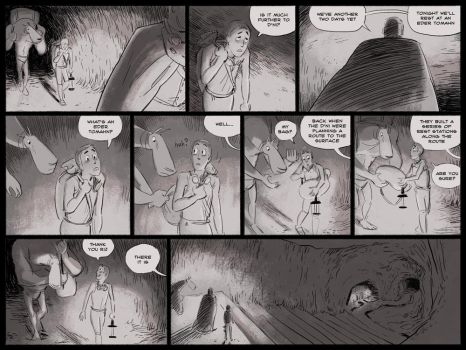 Myst: The Book of Atrus Comic - Page 139 by larkinheather