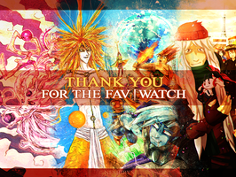 Thank you for the fave|watch by neshirys