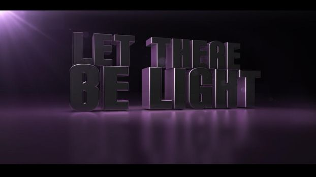 Let There Be Light by Its-Meeee
