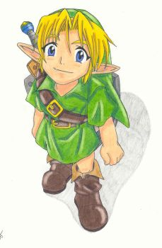 Cheery Link by Cosmo4eva