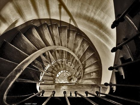 Up or down by Yousry-Aref
