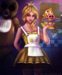 Realistic Chica! (FNAF Fanart) by Neytirix