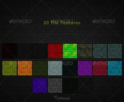 Tile Textures by GrDezign