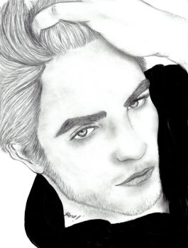 Robert T. Pattinson I by colorblind118
