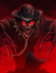 Scarecrow Colors by redeve