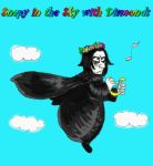 Snapy in the Sky with Diamonds by HumeurNoire