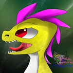 Angry Crawly by AngelCnderDream14