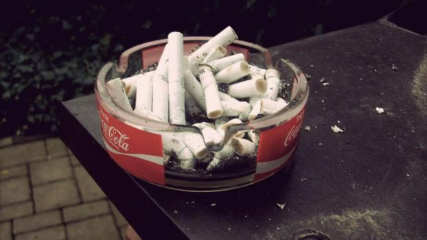 Smokers by JeanPospisil