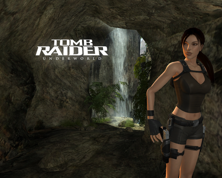 Tomb Raider Underworld - Costal Thailand by anorexianevrosa