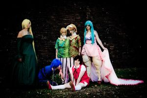 Vocaloid: Dark Woods Circus cosplay by Adurnah