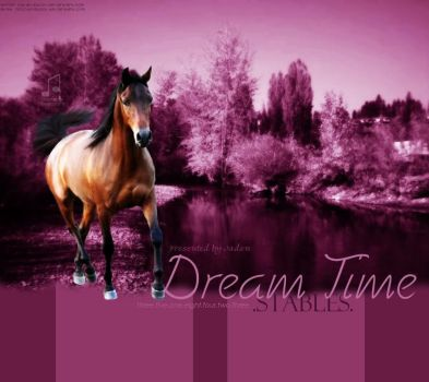 Dream Time Stables Layout by Vibrato-of-Sound