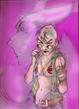 more tank girl by weshoyot