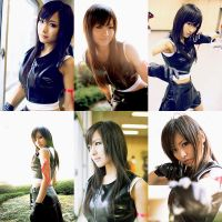 Amazing Tifa Lockheart Cosplay by t0ky0-Love