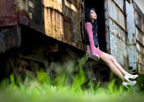 from a different corner by widjita