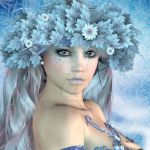 Ice Blue by CaperGirl42
