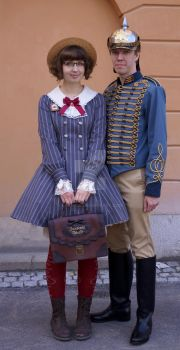 Pilerud Cosplay Arty Anna Cosplay at SilwerSteam by Cyanida