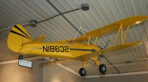 Gallatin Museum 52 Airplane by Falln-Stock