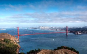 Golden Gate by myINQI