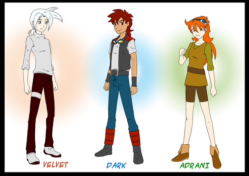 PT-A .:The rival:. and ... by PEQUEDARK-VELVET
