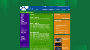 WinFuture Metro-Userstyles by Windows-8-User