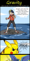 Pokemon: Gravity by AmukaUroy