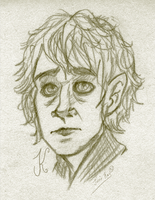 Bilbo by Iddle-Diddle