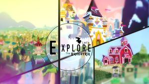 Explore The Equestria by AntylaVX