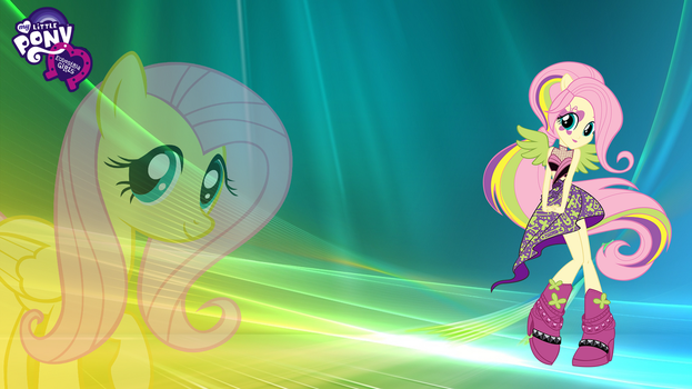 Flutteryshy windows vista wallpaper by luckreza8