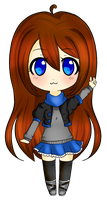 Chibi Winter Ifow by Ifow