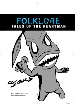 Folklore: Tales of the Heartman by Cacashi