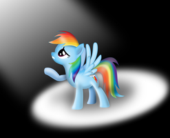 Rainbow in the dark by tgolyi
