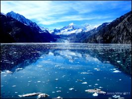 Alaska: Clouds And Ice by Milaqui