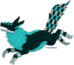 Byte You Pixel Doll Commission by DragonsPixels
