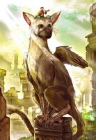 The Last Guardian by SaraSama90