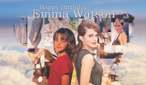 Happy Birthday Emma Watson! by SentonB