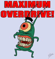 Maximum Overdrive by Rogerbacon