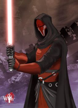 Darth Revan 2.0 by WiL-Woods