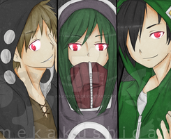 Kagerou Project - their eyes... by naznaz95