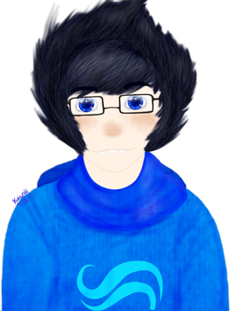 John Egbert by Kathryntigers