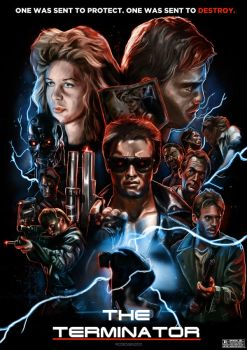 The Terminator by rcrosby93