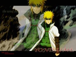Yondaime by cosmosarmor