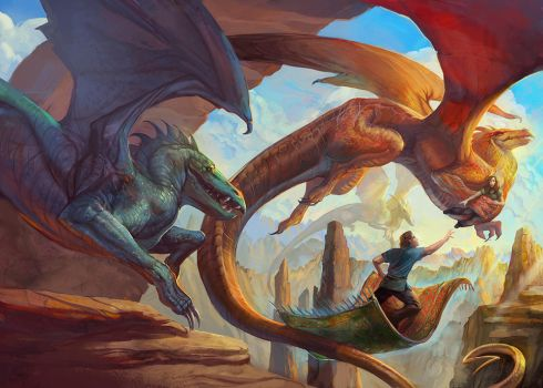 Xanth: Luck of the Draw by juliedillon