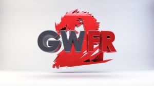 Guild Wars 2 - 3D Typography 2 by b4ddy