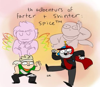 the adventures of.... !! by mk--doodle