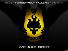 NEVER FORGET ODST by leaks4you