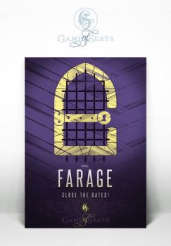 Game of Seats: Farage by P3RF3KT