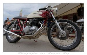 Honda CB400 Supersport - 002 by laurentroy